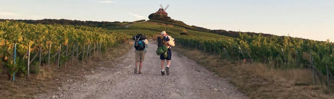 2000km Pilgrimage – Summer 2020 from Canterbury Cathedral in Kent,  to the tomb of the apostle Peter in Rome